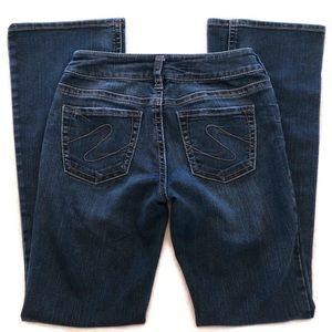 Silver Jeans Suki Bootcut Women's jeans 27x33